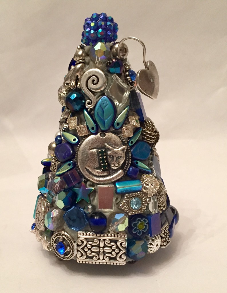 CAT Sterling sliver w/diamond chip, beads, stained glass, jewelry findings, millefiori, metal charms, mirror, crystal